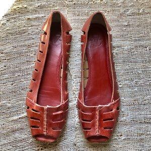 FRYE Open Toe Sandals Size 9.5